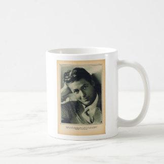 Charles Farrell 1928 Basic White Mug
