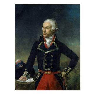 Charles-Francois du Perier Dumouriez Postcard