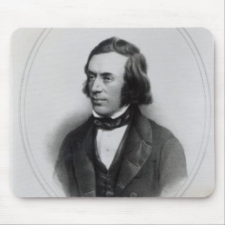 Charles Gavan Duffy, lithographed by H. O'Neill Mousepad