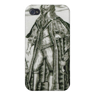 Charles I with his Children iPhone 4/4S Cover