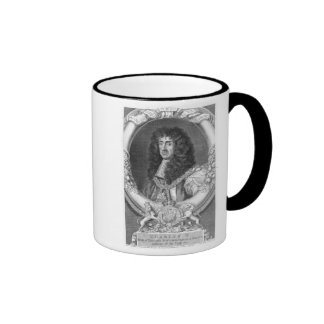 Charles II (1630-85) King of Great Britain and Ire Mugs