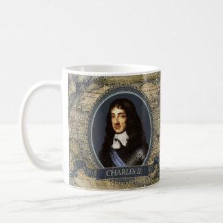 Charles II Historical Mug