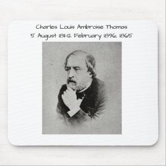 charles Louis Ambroise Thomas 1865 Mouse Pad