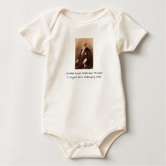 charles Louis Ambroise Thomas Baby Bodysuit