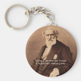 charles Louis Ambroise Thomas Key Ring