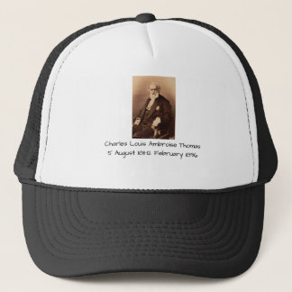 charles Louis Ambroise Thomas Trucker Hat