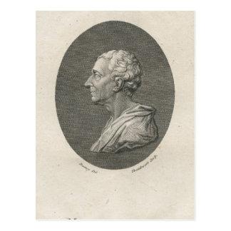 Charles Louis de Secondat, Baron de Montesquieu Postcard