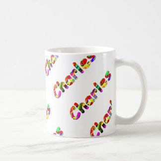 Charles Basic White Mug