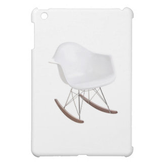 Charles & Ray Eames Shell Eiffel Rocking Chair iPad Mini Case