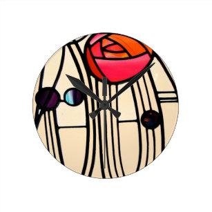 /Charles Rennie Mackintosh Rose rouge Motif Femmes Bo/îte cadeau Letter Opener/