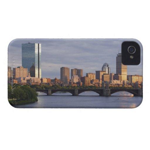 Charles River and The Longfellow Bridge Blackberry Bold Case