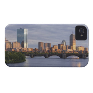 Charles River and The Longfellow Bridge iPhone 4 Covers