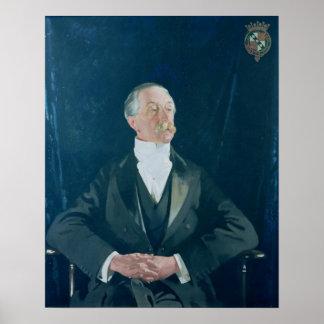 Charles Robert, 6th Earl Spencer Poster