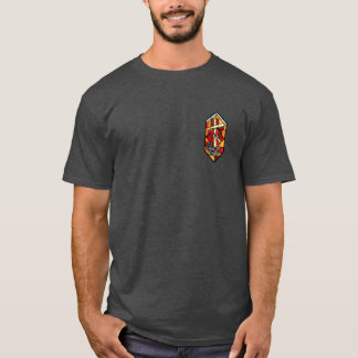 Charles Spurgeon Gift T-Shirt - His College Motto