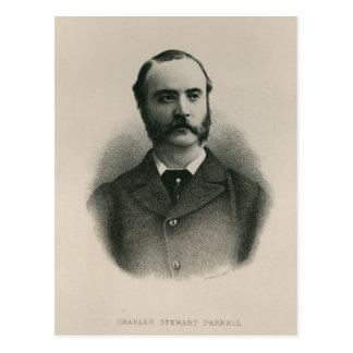 Charles Stewart Parnell 2 Postcard