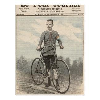 Charles Terront Postcard