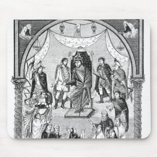 Charles the Bald, King of France Mouse Pad