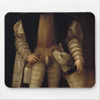 Charles V Mouse Pad