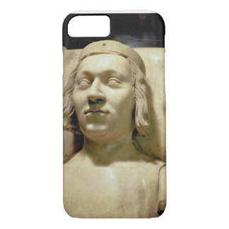 Charles V the 'Wise' (1338-80) tomb effigy, c.1364 iPhone 7 Case