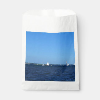 Charleston Battery Favour Bags