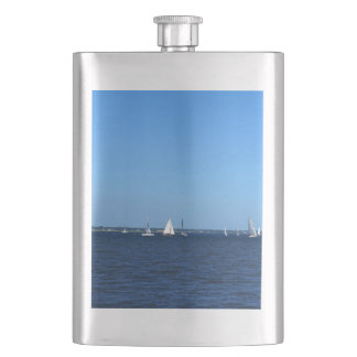 Charleston Battery Hip Flask