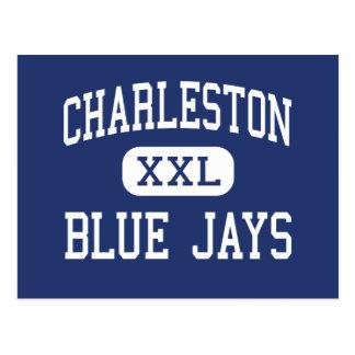 Charleston Blue Jays Middle Charleston Postcard