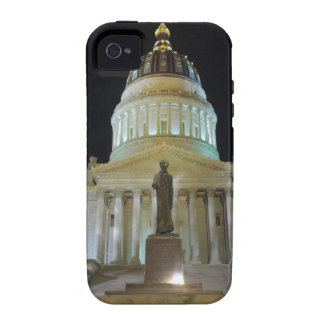 Charleston Capitol at Night iPhone 4/4S Cases
