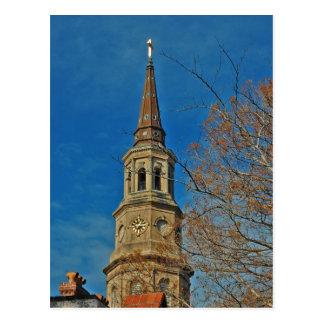 Charleston Church Postcard