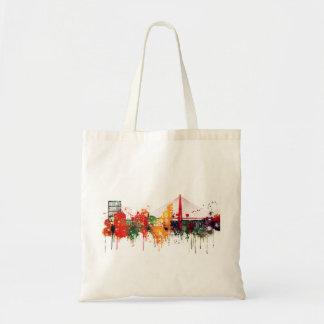Charleston City Art Tote Bag