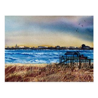 Charleston Coast Postcard