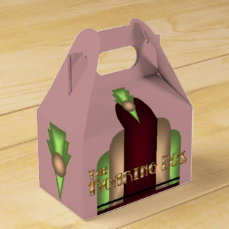 Charleston Favour Box