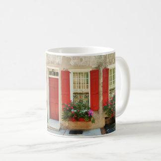 Charleston Flower Box Mug