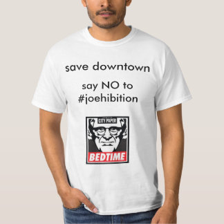 Charleston #joehibition T-Shirt
