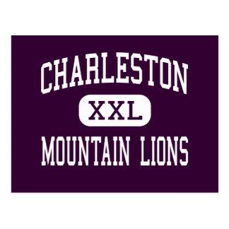 Charleston - Mountain Lions - High - Charleston Postcards
