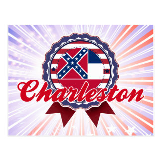 Charleston, MS Postcard
