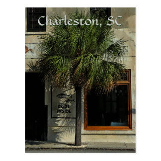 Charleston Post Card