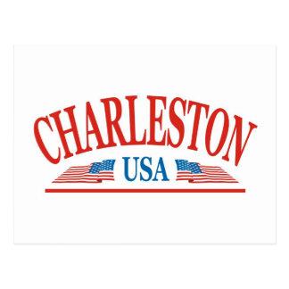 Charleston Post Cards