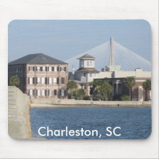 Charleston, SC mouse pad