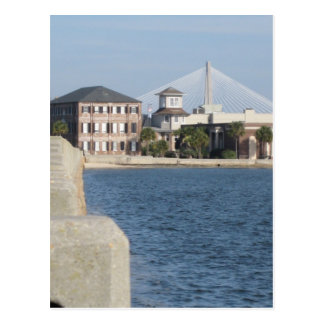 Charleston SC Post Cards