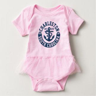 Charleston South Carolina Baby Bodysuit