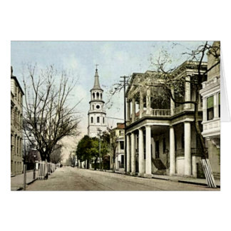 Charleston, South Carolina Card