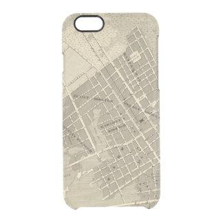 Charleston, South Carolina Clear iPhone 6/6S Case