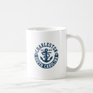 Charleston South Carolina Coffee Mug
