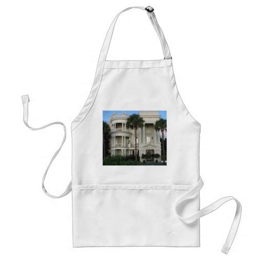 Charleston South Carolina Historic Home Apron