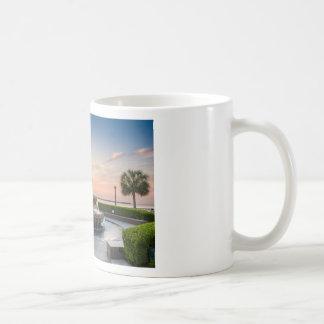 Charleston South Carolina Pineapple Fountain Coffee Mug