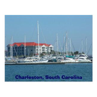 Charleston South Carolina Post Card