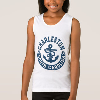 Charleston South Carolina Singlet