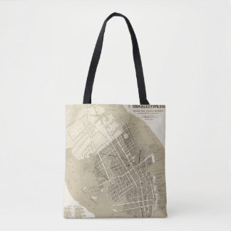 Charleston, South Carolina Tote Bag
