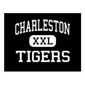 Charleston - Tigers - High - Charleston Post Cards