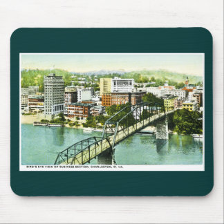 Charleston, West Virginia Mouse Pad